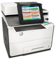 hp pagewide enterprise color flow 586f a4 4 in 1 printers scanner