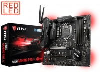 msi performance gaming intel z370 socket lga1151 microatx hardware