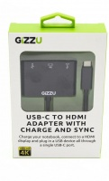 usb c to 30 hdmi data and charging adapter