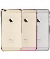 mc120 transparent iphone 66s uv horizon case pink