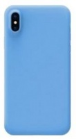 flexo silicon soft case 2mm iphone x sky blue