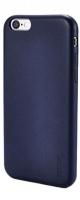 leather iphone 66s plus super slim case blue
