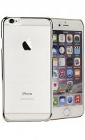 mc220 transparent iphone 66s plus uv case silver