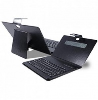 universal 101 folio type protective cover with bluetooth