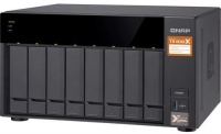 ts 832x 2g 8 bay network attached storage nas