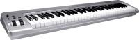m audio keystation 61es keyboard controller midi controller