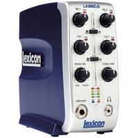 lexicon lambda usb audio io mixer and midi interface audio midi interface