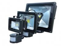 motion sensor led security flood light outdoor lighting