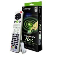 compro k200 remote control for mce