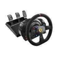 thrustmaster t300 ferrari integral alcantara 4160652 game controller