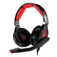 thermaltake cronos ht cro008ecbl headphones earphone