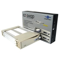 vantec ez swap inner tray for ide hdd white and beige accessory