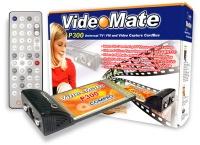 compro p300 videomate pcmcia tv tuner