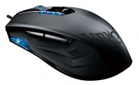 gigabyte aivia krypton wired laser 8200dpi usb20 black input device