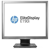 hp elitedisplay e190i led ips monitor
