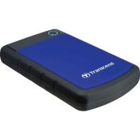 transcend storejet 25h3 25 external hard drive blue 2tb