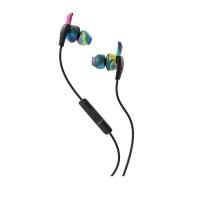 skullcandy swirlblack headphones earphone