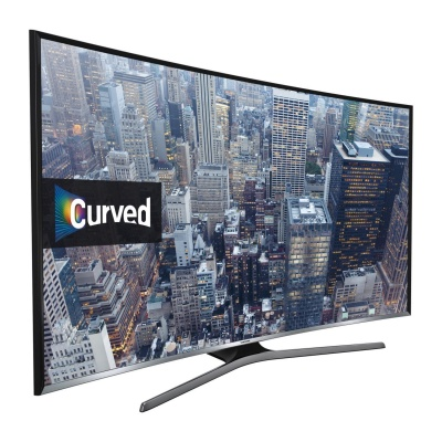 "Photo of SAMSUNG J6300 Series 6 55"" Full HD Curved Smart LED TV"