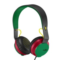 house marley roar rasta headphones earphone