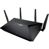 asus brt ac828 ac2600 dual wan vpn wi fi business network