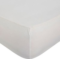 horrockses polycotton fitted sheet 3 quarter white bath towel