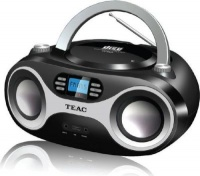 teac pc d880 cdmp3usb boom box media player accessory