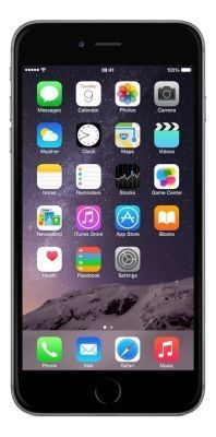 Photo of Apple iPhone 6S Plus 128Gb Space Grey Smart Cellphone