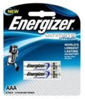 energizer ultimate lithium aaa 15v 2 pack battery