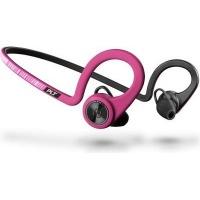 plantronics backbeat fuchsia headphones earphone