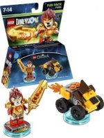 lego dimensions fun pack chima laval gaming merchandise