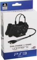playstation 3 4gamers dual charge n stand