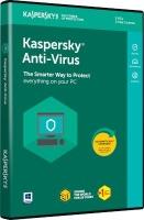 kaspersky kasperskyav20184user1yr anti virus software