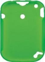 leapfrog leappad ultra gel skin green video game accessory