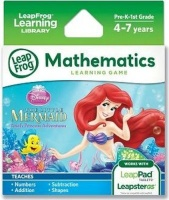 leapfrog the little mermaid leapster explorer gaming merchandise