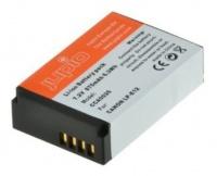 canon jupio cca0026 rechargeable for lp e12 875mah battery