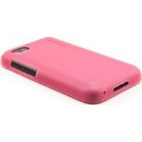 capdase soft jacket shell case for blackberry q5 tint red