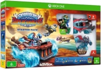 skylanders superchargers starter pack xbox one gaming merchandise