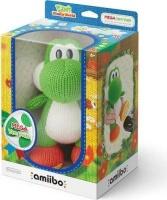 amiibo mega yarn yoshi green gaming merchandise