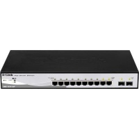 d link dgs 1210 10p 82 10 port poe websmart switch networking