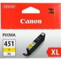 canon cli451xlgyblister printer consumable