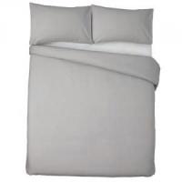 horrockses polycotton duvet cover set king grey bath towel