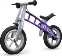 firstbike balance bike street violet with brake craft supply