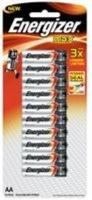 energizer max alkaline aa 15v 10 pack battery
