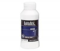 liquitex professional white gesso 237ml art supply
