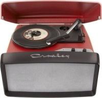 crosley collegiate retro inspired turntable media player accessory