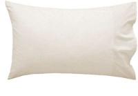 simon baker 100 cotton percale king pillowcase set cream bath towel