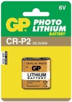 gp cr p2 lithium photo battery