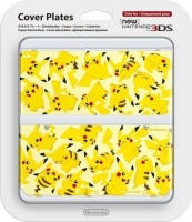 nintendo ds 3ds coverplate no022 pikachu