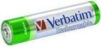 verbatim aaa premium rechargeable battery