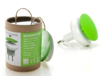 osungo mushroom greenzero wall mount charger iphone or media player accessory